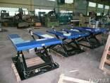 21-32-131 Электрогидравлический подъёмный стол U-формы - фото 2