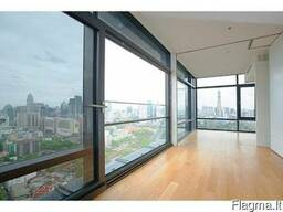 Алюминевые конструкции для фасада, окна, двери