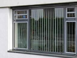 Алюминевые конструкции для фасада, окна, двери - фото 2