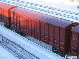 Аренда вагонов, полный комплекс услуг по железной дороге.