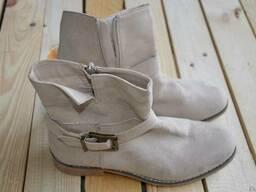 C&A зимняя обувь для взрослых, сток - фото 5