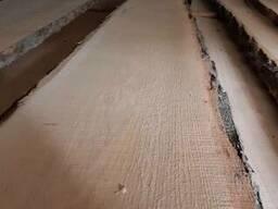 Доска дуба не обрезная сухая 50мм 3м 1сорт. Экспорт 60м3