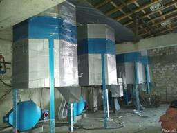 """Drying complex """"SVH"""" (the dryer""""SVH"""")"""