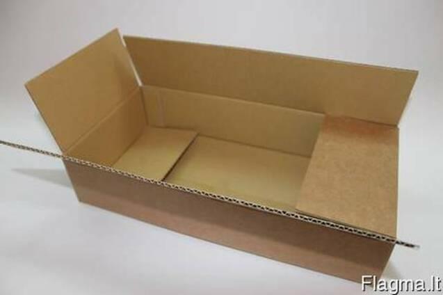 Гофрированный картон, картонные коробки