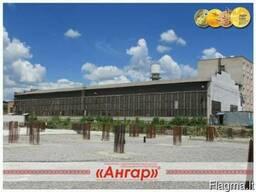 """Hangar 18x78"" sandėliui, gamybai"