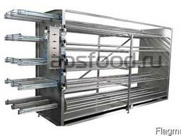 Horizontal press for cheese - photo 1