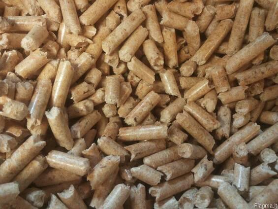 Качественные древесные брикеты, гранулы, дровa
