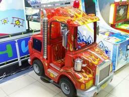 Kiddie rider Fire Truck