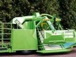 Комбайн для уборки смородины