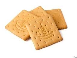 Печенье сахарное, затяжное, крекер