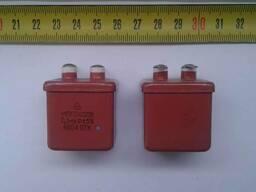 Продам конденсаторы МПГО 0,1мкф 600в полистирольные