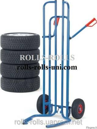 Тележки ручные для перевозки автомобильных шин