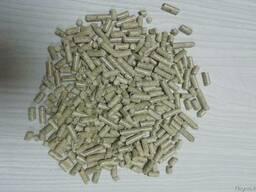 Топливные гранулы(пеллеты)