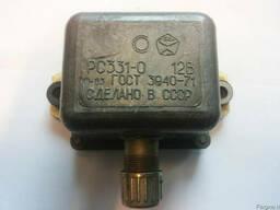 Вибратор системы зажигания аварийный РСЗ31-0