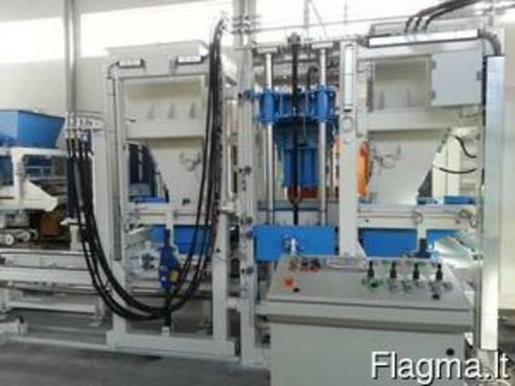 Vibropress blokų Sumab R-400 gamybai