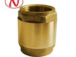 Water return valve 1/2 (brass float) (0,062) / HS - фото 3