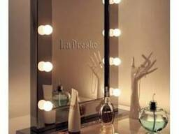 Зеркало с подсветкой.