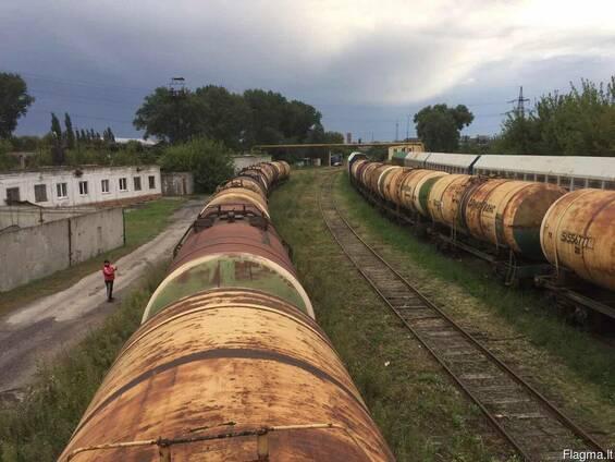 Железнодорожные цистерны, ж/д цистерны на колесных парах