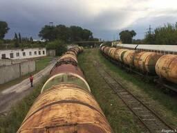 Железнодорожные цистерны, ж/д цистерны на колесных парах - фото 1