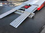2 axle 6 Car carrier Semi-trailer new - фото 8