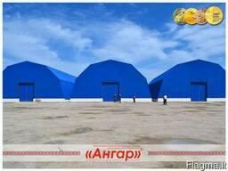 Ангар 15х36 - Заводские цены от производителя - фото 2