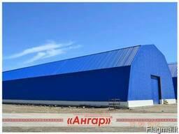 Ангар 15х36 - Заводские цены от производителя - фото 4