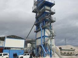 Б/У асфальтный завод Benninghoven ECO- 240 т/ч, 2012 г