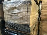 Берёза, пиломатериалы обрезные, влажность 8-10% - фото 3