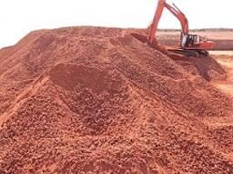 Бокситовая руда AL2O3 45% - 47% Макс