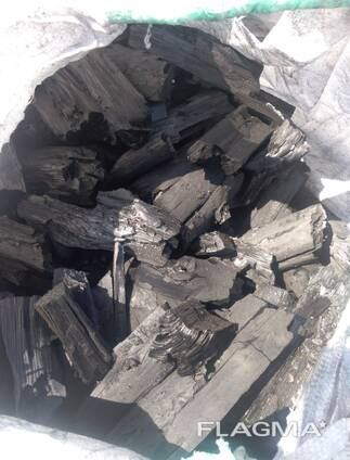 Charcoal production and sales