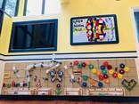 Деревянные игрушки образовательные таблицы stem-игрушки для детского сада игровой комнаты - фото 4