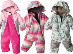 Детские куртки и комбинезоны Лидл.