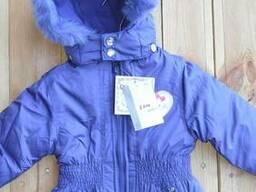 Disney курточки для девочек, сток - фото 2
