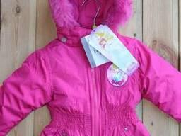 Disney курточки для девочек, сток - фото 3