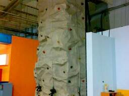 Entertainment attraction Climbing rock 6, 5 m
