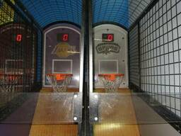 Game-playing automate sport simulator NBA Hoops - photo 3