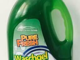 Гель для стирки Pure fresh 3l Color
