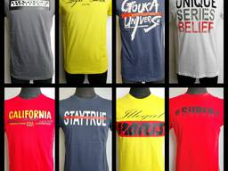 Illegal мужские футболки, сток