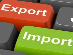 Импорт/Экспорт, Логистика, Фискальны агент, Транспорт . ..