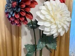 Izolon, skirtas gaminti didelis milžiniškas gėlės, šviestuvai ir kitos gražios dekoracij
