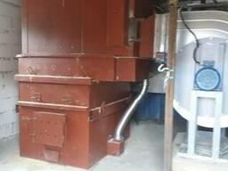 Установка УВН 250 (250квт) котел для сушки дров