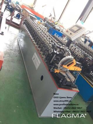 Линия по производству металлопрофиля S, китай