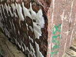 Литва Вильнюс Блоки гранитные капустянского месторождения - фото 4