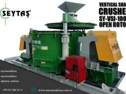 Manufacturing stone crushing machines and screening equipmen