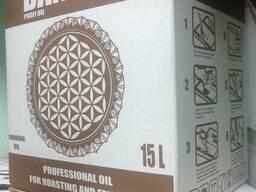 Масло подсолнечное высокоолеиновое в 15 литровых bag in box.