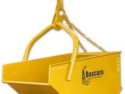 Металлические контейнеры для строительного мусора Boscaro