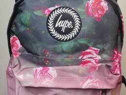 Модные, молодёжные Рюкзаки HYPE, сток