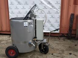 Platintojas pieno 100-300 litrų.