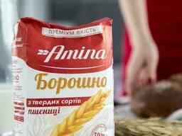 Мука из твердых сортов пшеницы Durum
