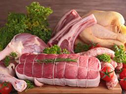 Мясные продукты в Германию